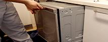 ビルトイン食洗機新規取り付け工事の流れ