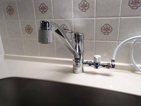 TOTO キッチン水栓GGシリーズ『TKGG31EW』