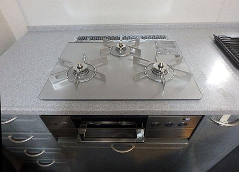 リンナイ デリシア3V乾電池タイプ『RHS72W22E4RC-STW』
