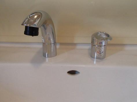 TOTO洗面台用コンビネーション水栓『TLNW36E』