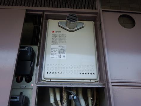 ノーリツ ガス給湯器 24号 オート『GT-2460SAWX-T』
