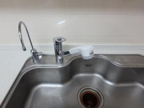 TOTO キッチン用水栓(ワンホールタイプ) GGシリーズ『TKGG32EB1R』