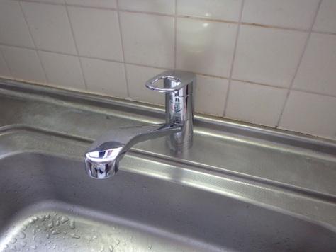 TOTO キッチン用水栓GGシリーズ『TKGG31E』