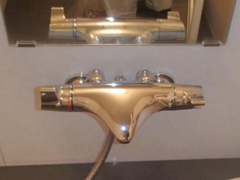 TOTO 浴室用水栓 ニューウェーブシリーズ『TMNW40EG』