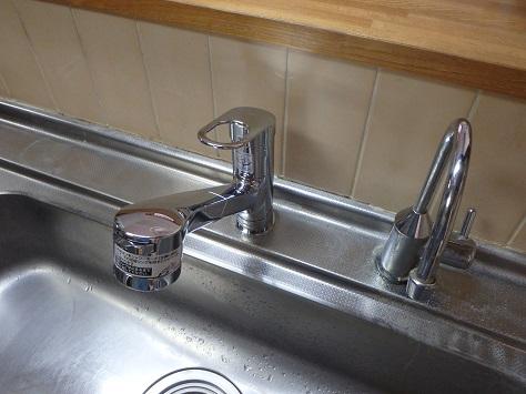TOTO キッチン用水栓GGシリーズ『TKGG32EBR』