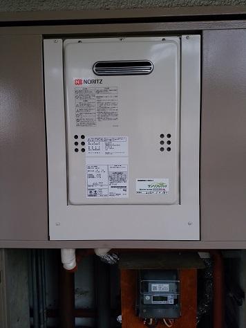 ノーリツ ガス給湯器『GQ-1639WS(12A13A)』