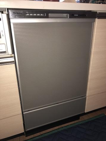 パナソニック ビルトイン食洗機『NP-45MD8S』