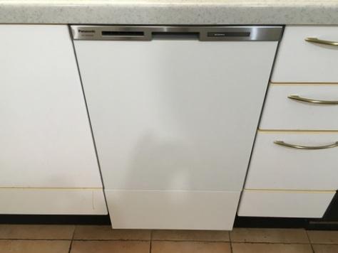 パナソニック ビルトイン食洗機 NP-45MD8W
