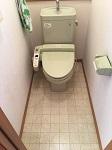 トイレ 交換前 CZ470B