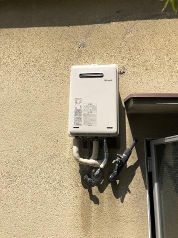 RUX-A1616W-E(12A13A) リンナイ  ガス給湯器