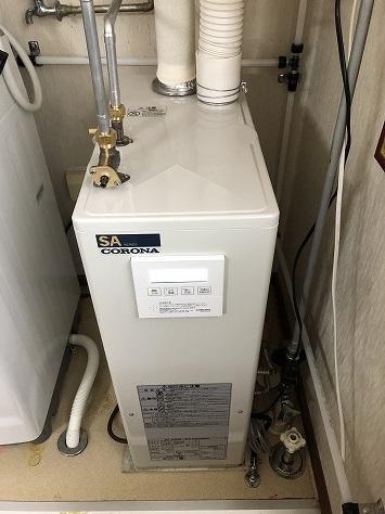 器 コロナ ガス 給湯 コロナ(CORONA)石油給湯器・灯油ボイラー|UKB