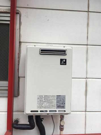 給湯器 パーパス GS-1602W-1(12A13A)
