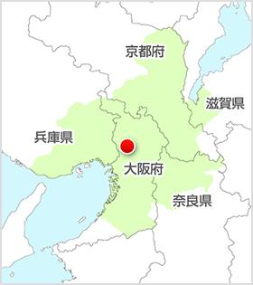 関西施工エリア