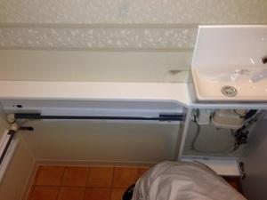 手洗器まで