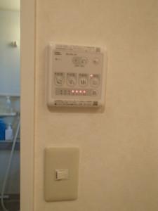浴室乾燥機のリモコンあれこれ