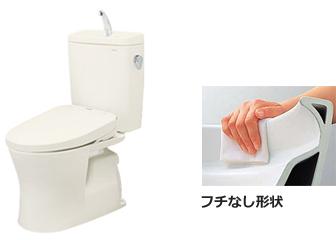お掃除がラクなオススメ組み合わせトイレ