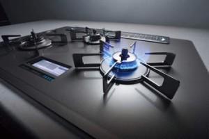 ガスコンロの安全機能と高温調理について