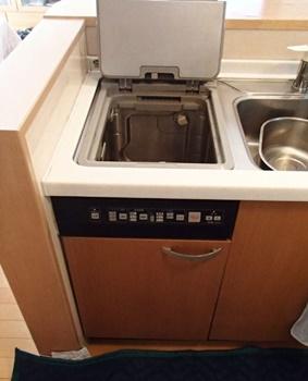 こんな食洗機は取替られますか?