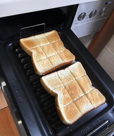 ガスコンロでトースト体験、してみませんか? | 交換できる ...