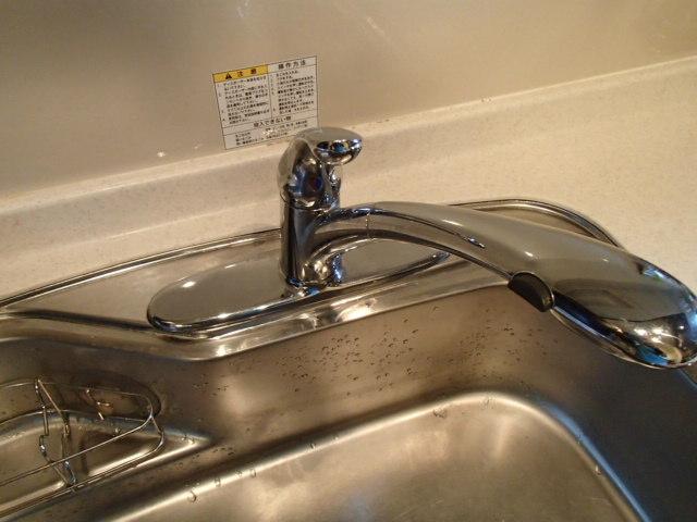 海外製から国産への水栓交換(激レア編)