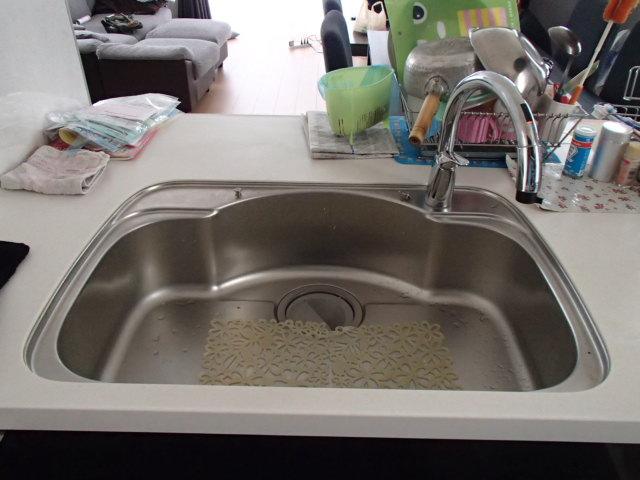 浄水器専用水栓新設の巻!