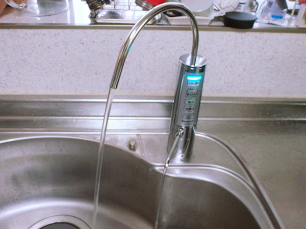 実は買うよりお得な浄水器(整水器)