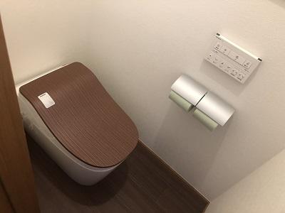 トイレ埋込収納の撤去事例をご紹介!