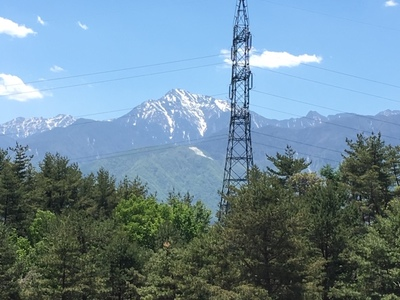 避暑リゾート八ヶ岳