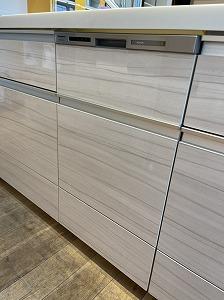 Panasonicビルトイン食器洗い乾燥機M9シリーズ展示しております!