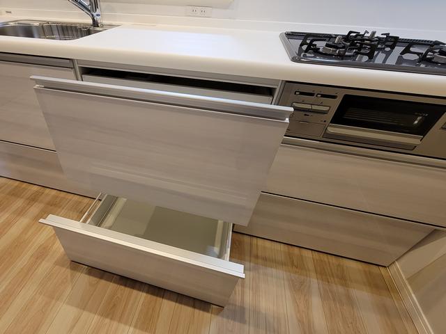 私が自宅に選んだビルトイン食洗機