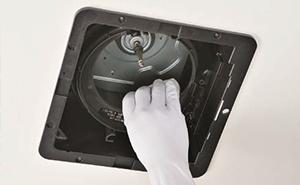お 風呂 の 換気扇 掃除 の 仕方