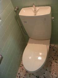 トイレ交換 その2