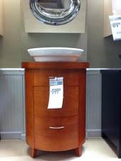 アメリカ 洗面台