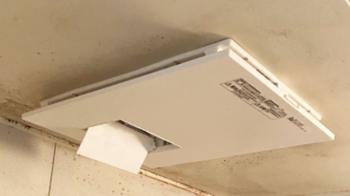 浴室乾燥機/パナソニック 天井埋込み型浴室換気暖房乾燥機 100V 1室換気/FY-13UG6V