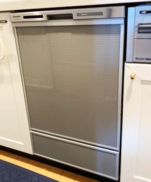 食洗機/パナソニック ビルトイン食洗機『M8シリーズ・ディープタイプ』/NP-45MD8S