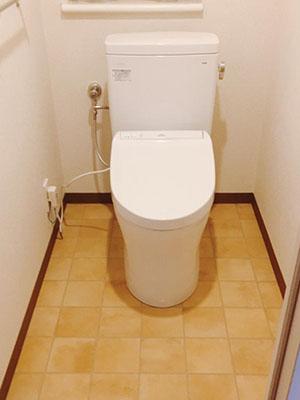 トイレ TOTO ピュアレストQR便器 CS232BP+SH232BA