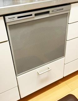 食洗機/パナソニック ビルトイン食洗機『M8シリーズ・ミドルタイプ』/NP-45MS8S