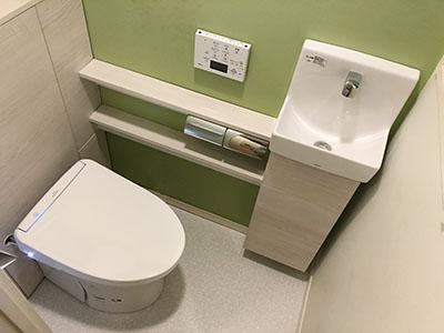 トイレ TOTO システムトイレ レストパルL型 UWCBD1REA6NNN1JJA