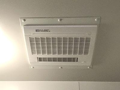 浴室乾燥機 マックス 天井埋込み型/3室換気 BS-133HM