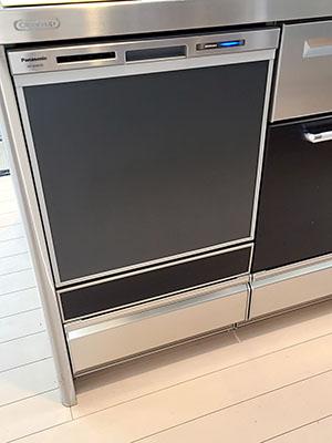 食洗機 パナソニック M9シリーズ・ミドルタイプ NP-45MS9S