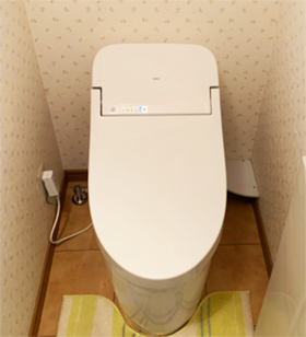 トイレ/TOTO ウォシュレット一体型便器 GG1グレード [床排水芯120mm・200mm固定]/CES9415(TCF9415+CS890B)