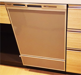 食洗機/パナソニック ビルトイン食洗機『M9シリーズ・ディープタイプ』/NP-45MD9S