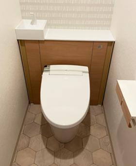 トイレ/LIXIL リフォレI型
