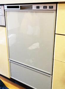 食洗機/リンナイ ビルトイン食洗機 フロントオープンタイプ(シルバーフェイス)/RSW-F402C-SV