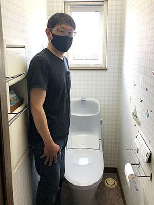 トイレ LIXIL(INAX) アメージュZAシャワートイレ・ZA2グレード YBC-ZA20S+DT-ZA282N#BB7