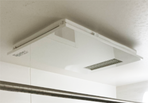浴室乾燥機/三菱電機 天井埋込み型浴室換気暖房乾燥機 100V 1室換気/V-141BZ+P-141SW2