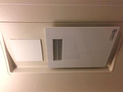 浴室乾燥機 三菱電機 天井埋込み型浴室換気暖房乾燥機・1室換気 V-141BZ+P-141SW2