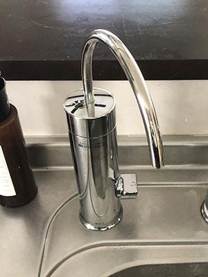 浄水器 LIXIL(INAX) 浄水器付き専用水栓 JF-WA505(JW)