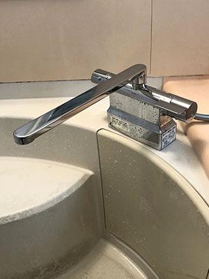 蛇口 TOTO 浴室用水栓・台付タイプ GGシリーズ TBV03423J