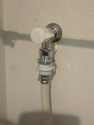 蛇口 TOTO 洗濯機用・緊急時止水機能付蛇口・ピタットくん TW11R